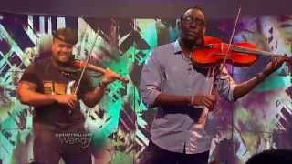 "Black Violin Performs ""Runnin"" On ""The Wendy Williams Show"""