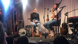 Niall Horan Interview at Youtube Space New York 10/7/2019