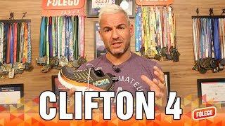 HOKA ONE ONE CLIFTON 4