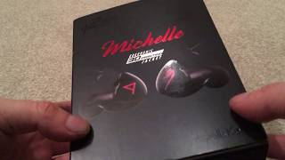 Astell&Kern/Jerry Harvey Audio Michelle IEM unboxing