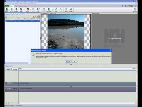 videopad video editor 3.01