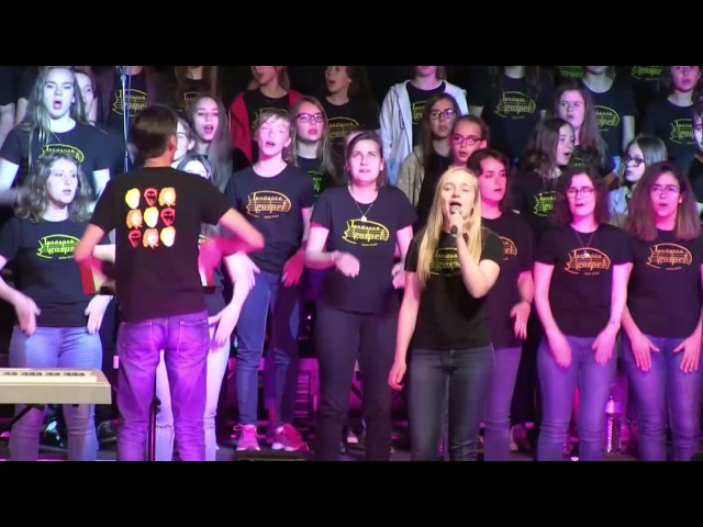 Concert Gospel 2017 Sainte Ursule : Human