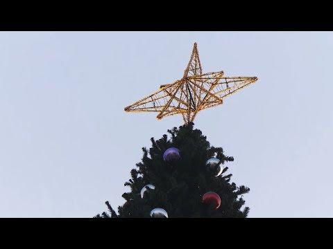 Магазины Еревана преобразились к Новому году
