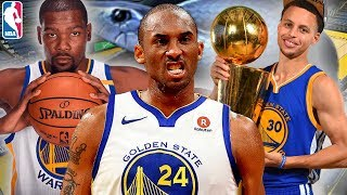 Kobe Bryant Coming Out Of Retirement To Play For The Golden State Warriors! thumbnail