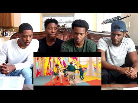 BTS (방탄소년단) 'DNA' Official MV (REACTION)