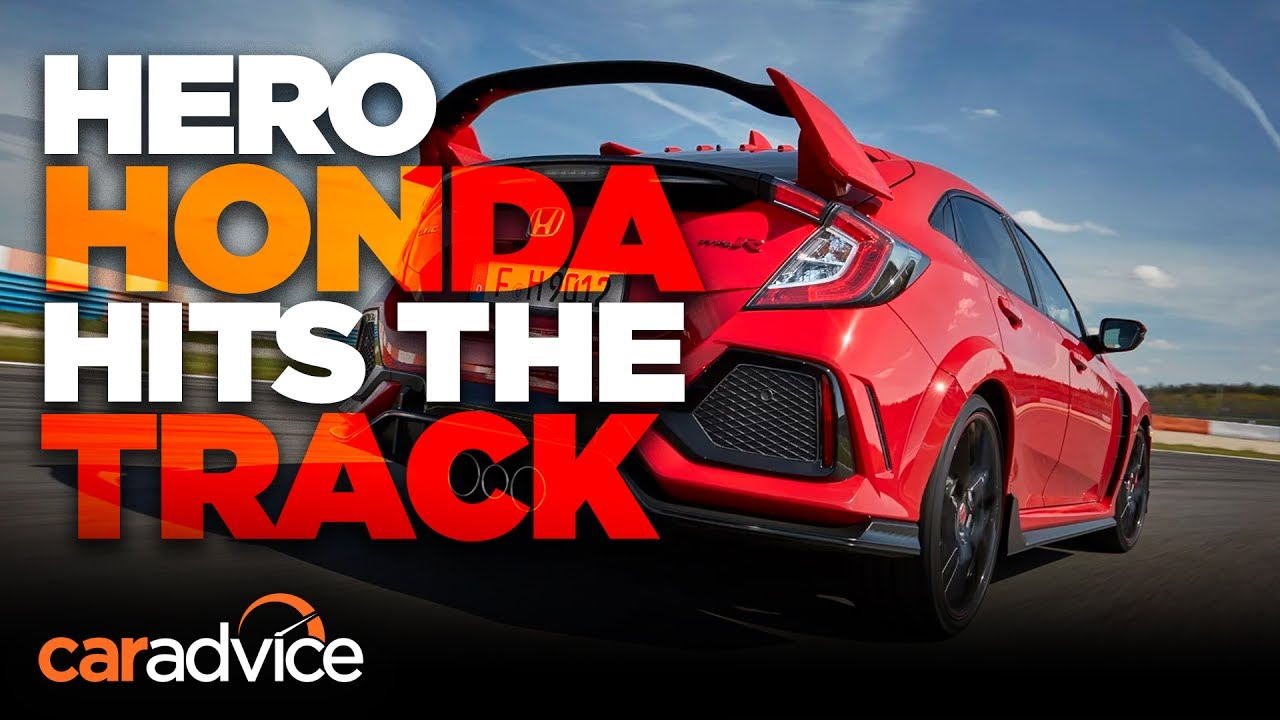 2018 Honda Civic Type R review   CarAdvice