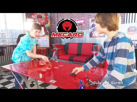 Mecard – Tips And Tricks Action Battle Training With Gabe!
