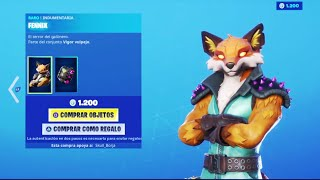 THE *NEW FORTNITE STORE* TODAY AUGUST 26TH! AMAZING *NEW SKIN* AND PEDAZO *NEW PICO* 😱❤