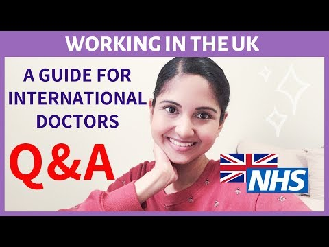Q&A   Starting Salary For New Doctors, Dermatology Pathway, Brexit Impact On International Doctors