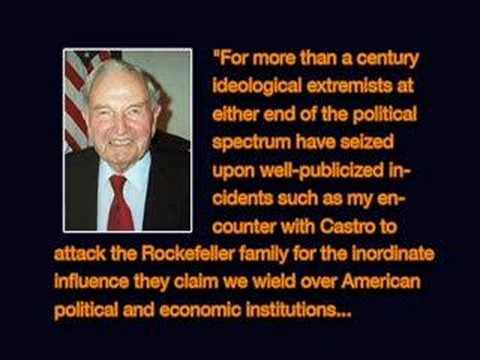 Cleon Skousen vs. David Rockefeller