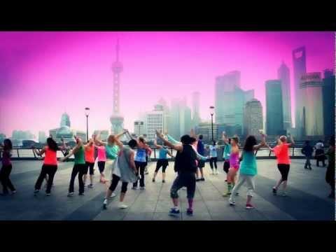 Zumba Shanghai – Too Hot to Handle