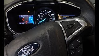 p0457 ford fusion