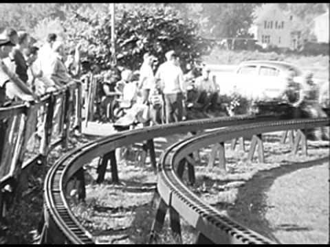 1953 NELS Live Steam Meet at Danvers MA