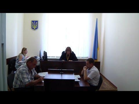 Телеканал UA: Житомир: Судова справа крадія штучного покриття зі спортмайданчика_Канал UA: Житомир 19.07.18