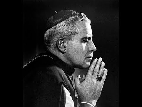 The Law Of Love, Total Commitment   Venerable Archbishop Fulton Sheen   Catholic Podcast