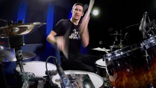 Video Stay Crunchy - Drum Cover - (Crazy Fun Drumless Track) - Ronald Jenkees download MP3, 3GP, MP4, WEBM, AVI, FLV Desember 2017
