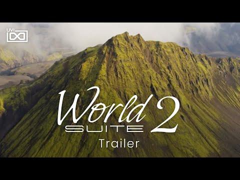 UVI World Suite 2 |Trailer