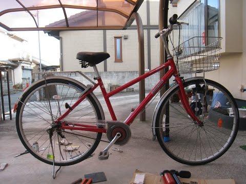 自転車の ブリジストン 自転車 点灯虫 修理 : ブリヂストン アルベルト ...