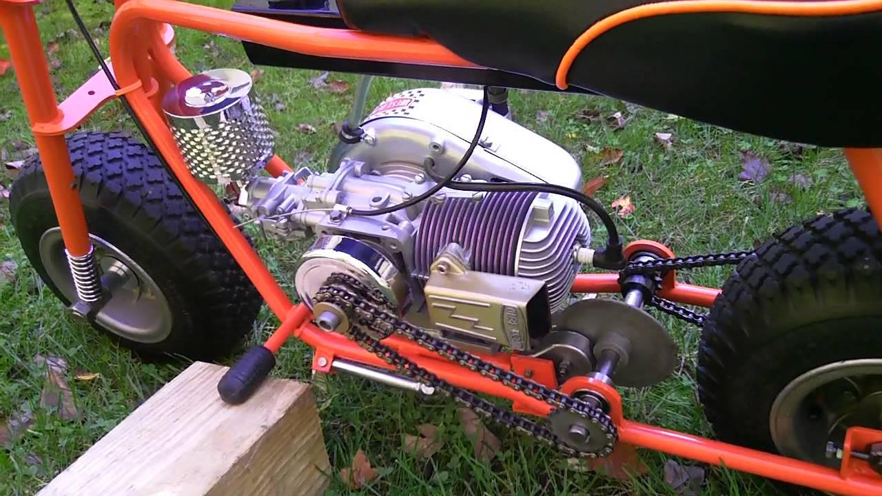 1962 Bug Quot Super Flea Quot Mini Bike Quot Dialed In Quot West Bend 580