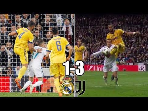 Real Madrid vs Juventus ¿ES PENALTI? 11/04/2018 Champions league 2018 | Mi resumen del partido