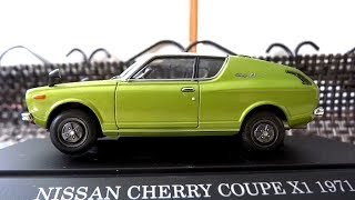 NISSAN CHERRY COURE  X1 1971 日産チェリークーペ X1 1971 thumbnail