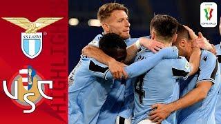 Lazio 4-0 Cremonese | Lazio Ease Into Italian Cup Quarters | Round Of 16 | Coppa Italia