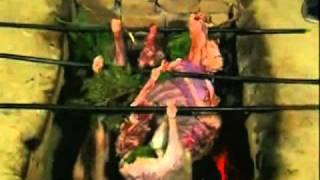Национальные узбекские мясные блюда