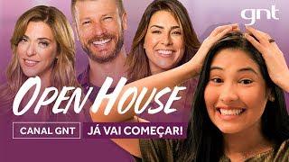 AO VIVO! Open House Nhac GNT e Canal GNT