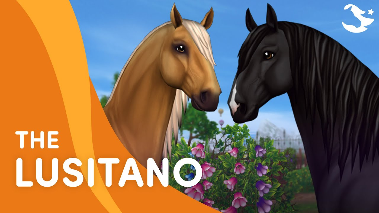 the lusitano star stable teasers youtube. Black Bedroom Furniture Sets. Home Design Ideas