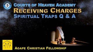 301 - 11.5 :  Spiritual Traps Q & A