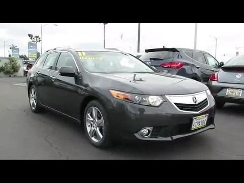2011 Acura Tsx Wagon 2.4 San Jose Santa Clara Los Gatos Fremont - YouTube