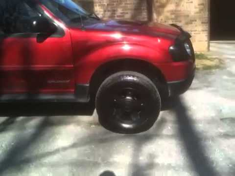 sport trac plasti dipped wheels and lights youtube - Red Ford Explorer Black Rims