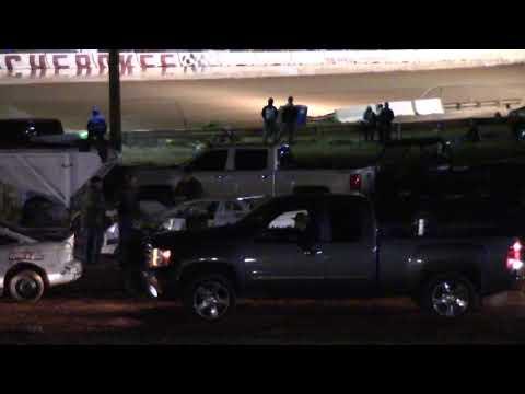 Cherokee Speedway World Crown MMSA Main 11/25/18 Part 1