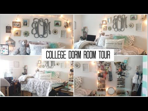 Dorm Room/Suite Tour 2017 // University of Nevada, Reno