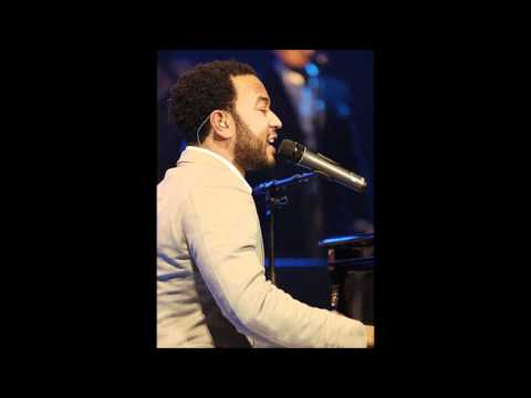 ORDINARY PEOPLE/MI CHERIE AMOUR medley by John Legend and Stevie Wonder