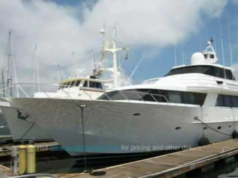 94 Eagle By Westport Custom 94 Yacht Fisherman YACHT FOR SALE