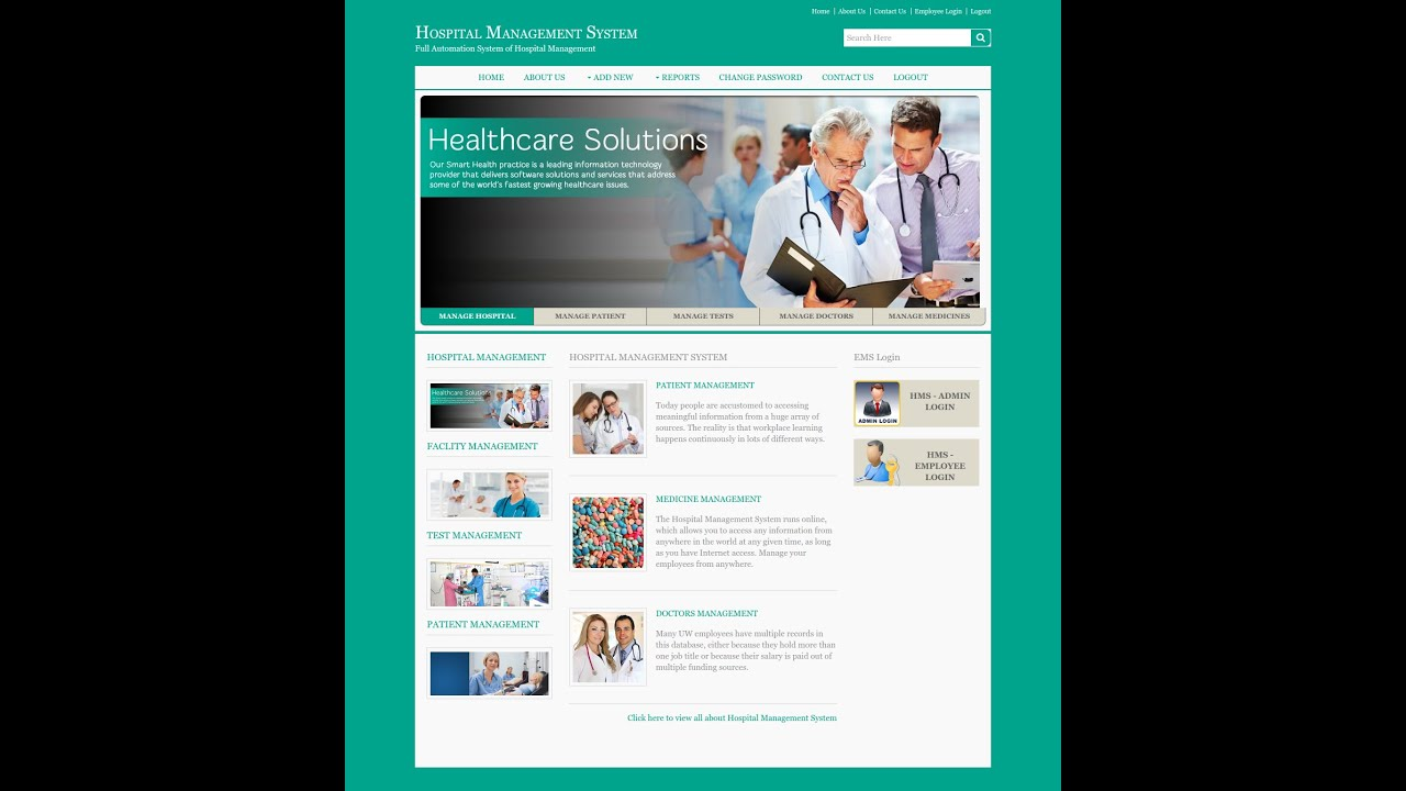Java And Jsp Project On Hospital Management System  Youtube. Letterhead Design Lawyer. Address Cover Letter To Human Resources Or Director. Letter Template Latex. Curriculum Vitae English Latex