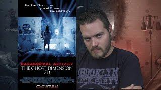 Actividad Paranormal La Dimension Fantasma- Memento del Cine