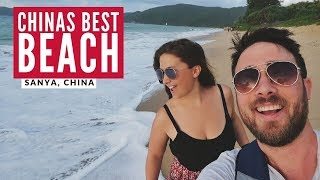 China s Best Beach Yalong Bay Sanya Hainan Island China Travel Series Part 4