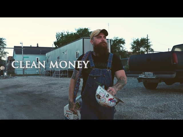Adam Calhoun - Clean Money (Official Music Video)