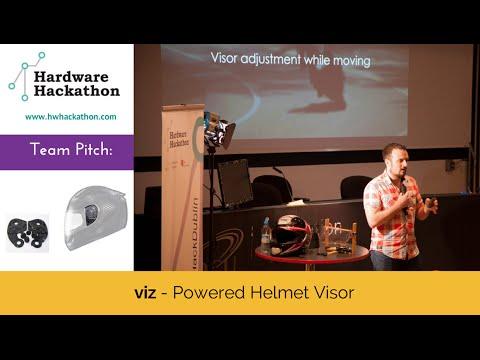 VIZ Pitch (Dublin Hardware Hackathon 2014) #HackDublin