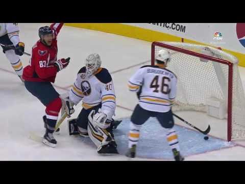 185a11bf3c5 Buffalo Sabres vs Washington Capitals - Full Game Highlights ...