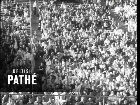 World Record Pole Vault By Uelses (1962)