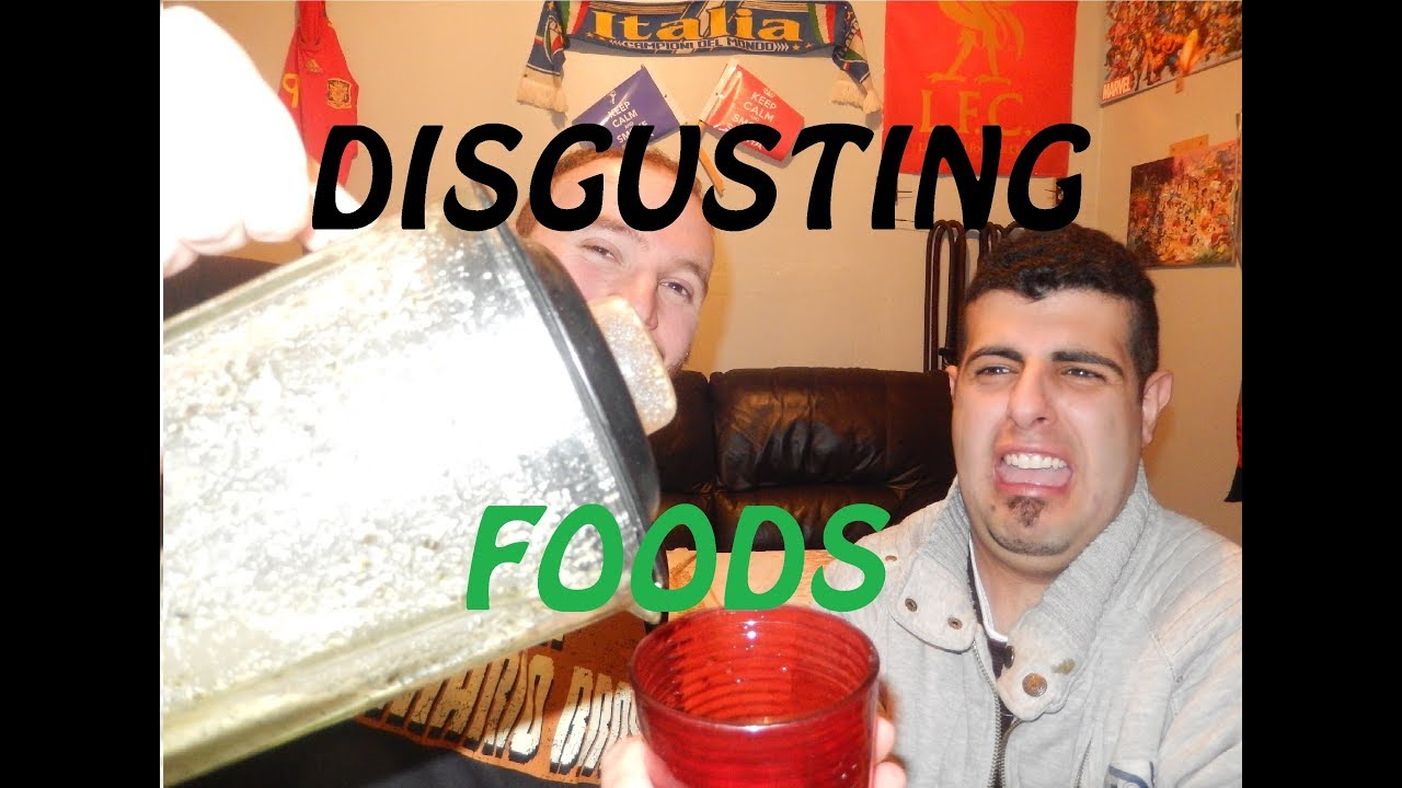Asian vomit eating