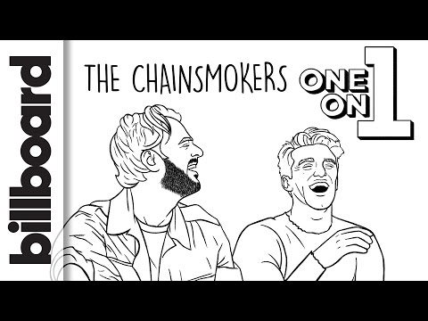 The Chainsmokers On Making 'Closer' 'At The Back Of A Tour Bus At 3am' | Billboard One On 1