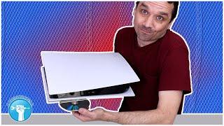 Fixing a LOUD, Broken PS5 - First PS5 Disc Drive Repair!