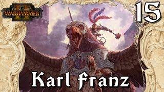 Total War: Warhammer 2 - Karl Franz - ''Backing Brettonnia'' [15]