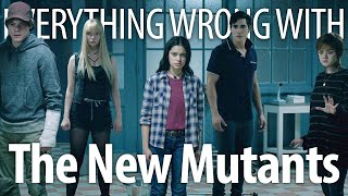 Everything Wrong With The New Mutants In 13 Minutes Or Less
