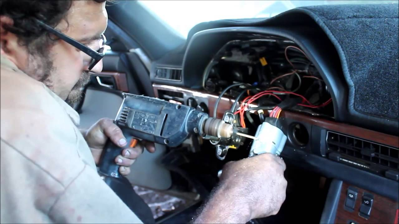 hight resolution of how to start a mercedes without a key with pierre hedary mercedes w140 mercedes w124 coupe