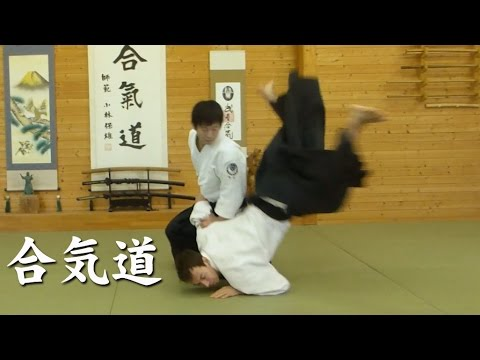 Aikido is beautiful and dynamic